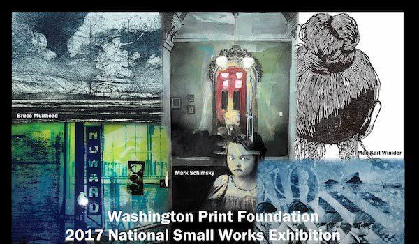 Washington Printmakers Gallery Call for Entries