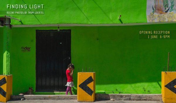 The Corner Store Presents Thom Goertel Finding Light