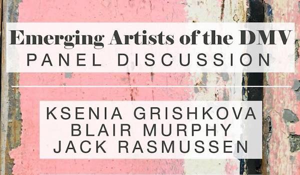 Torpedo Factory Art Center Hosts Panel Talk: Emerging Artists of the DMV