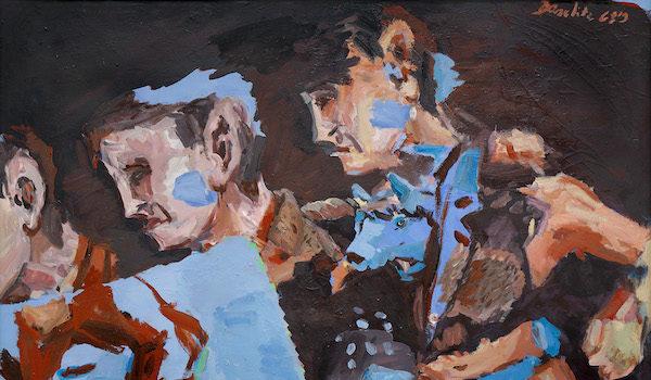 The Hirshhorn Museum and Sculpture Garden Presents Georg Baselitz Baselitz: Six Decades