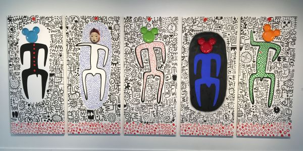 East City Art Reviews: Transient Identity: Figure & Form at Brentwood Arts Exchange