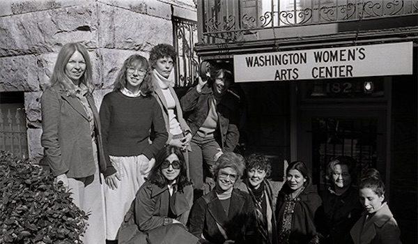 The Alper Initiative for Washington Art Presents Latitude: the Washington Women's Arts Center 1975-1987