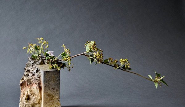 The District Clay Gallery and the Washington DC Chapter No.1 of Ikebana International Presents Floating Islands: Ceramic Vessels for Ikebana at the Japanese Information and Cultural Center.