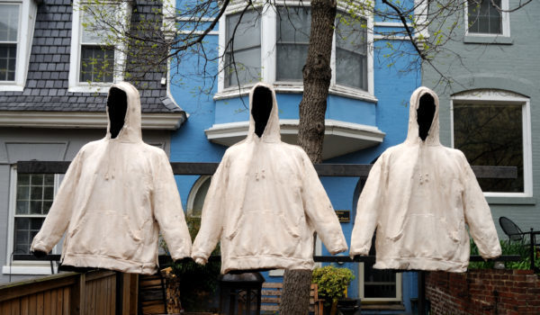 East City Art Reviews: Absence and Presence 2018 Arts in Foggy Bottom Outdoor Sculpture Biennial