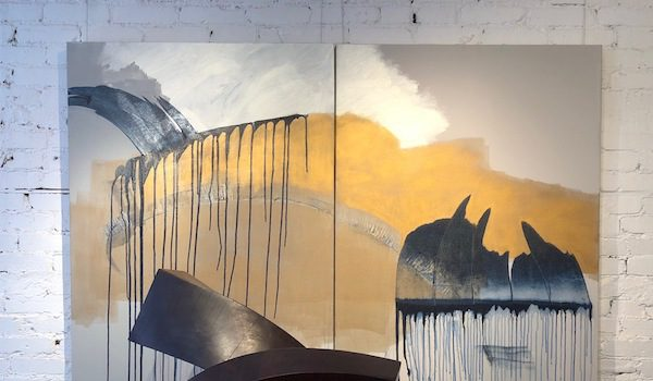 Susan Calloway Fine Arts Presents Judith Vivell and Jim Perry Pas de Deux