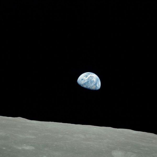 Earthrise by William Alison Anders
