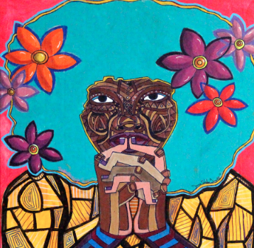Honfleur Gallery Presents James and Zsudayka Nzinga Terrell Born at the Bottom of the Ship