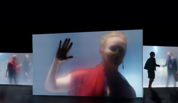 "Bryan Elsom Presents ""Blue Screen"" on H Street NE"