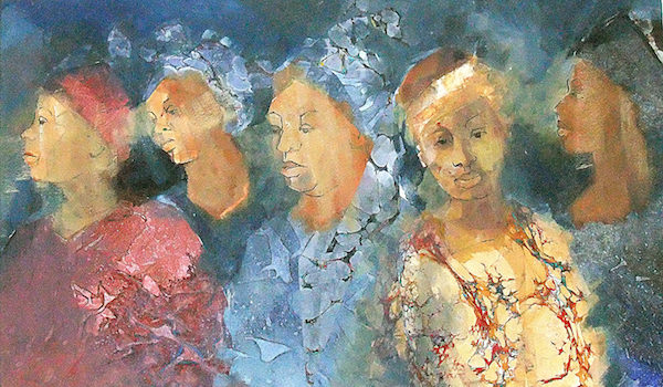 The Corner Store Presents Women by Women Group Exhibition