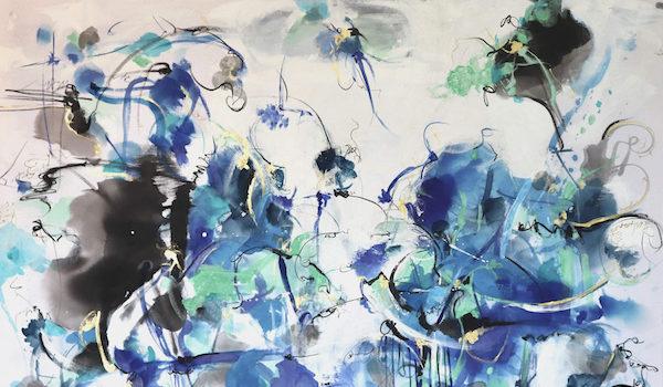 Schlesinger Center's Forum Gallery Presents Saya Behnam Capturing the Vibrant, Transient and Eternal NOW