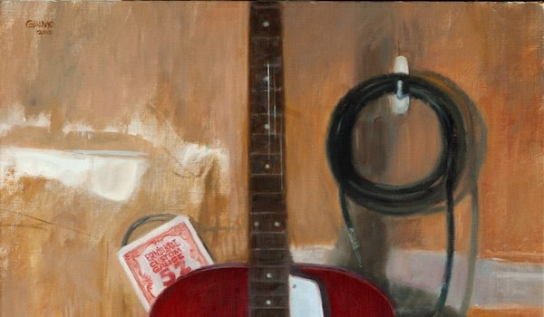 Susan Calloway Fine Arts Presents Mark Giaimo Between Rock and a Hard Place