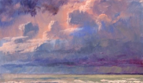 American Painting Fine Art Presents Andrei Kushnir Small Marine Paintings and New Plein Air Works
