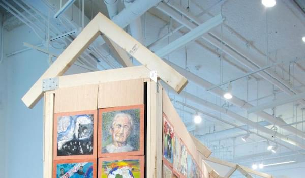 The BlackRock Center for the Arts Presents the One House Project Group Exhibition