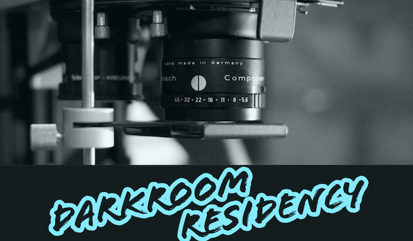 Capitol Hill Arts Workshop Call: Darkroom Workspace Residency