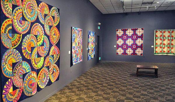 FORCE Hosts the Monument Quilt Project Workshop at Montpelier Arts Center