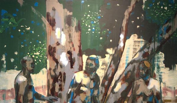 Schlesinger Center's Forum Gallery Presents The Secret Garden: Paintings by Matthew Pinney