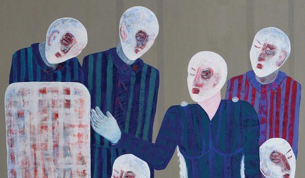 SYRA ARTS Presents Rashwan Abdelbaki One Eye Open, One Eye Closed
