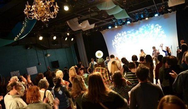 Joe's Movement Emporium Hosts the Still Resilient Ball
