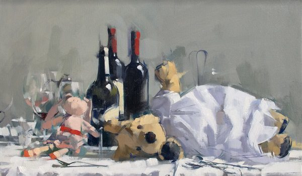 Susan Calloway Fine Arts Presents Maggie Siner The Language of Paintings