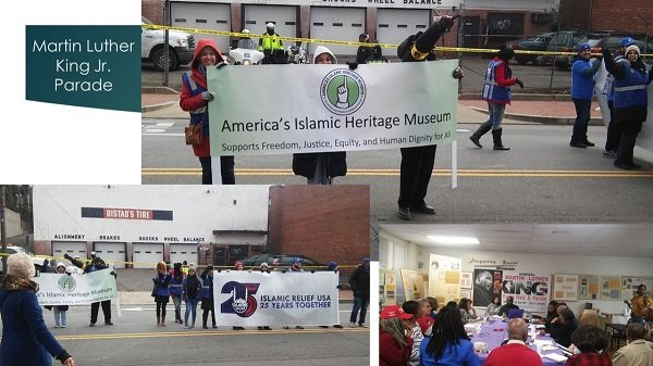 January 2019 Events at America's Islamic Heritage Museum