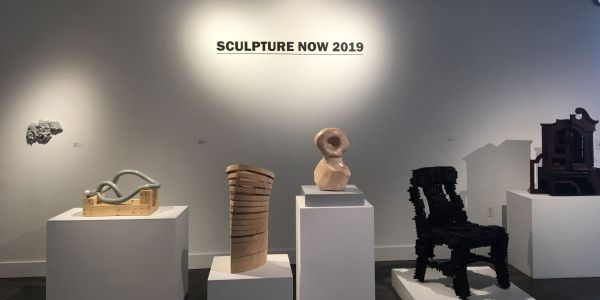East City Art Reviews: Sculpture Now 2019 at Brentwood Arts Exchange