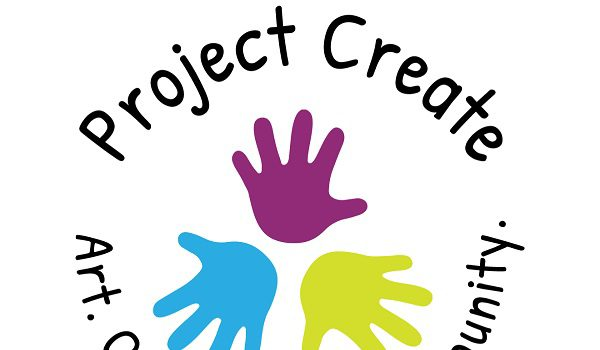 Project Create Hosts Family Art Day July 13, 2019