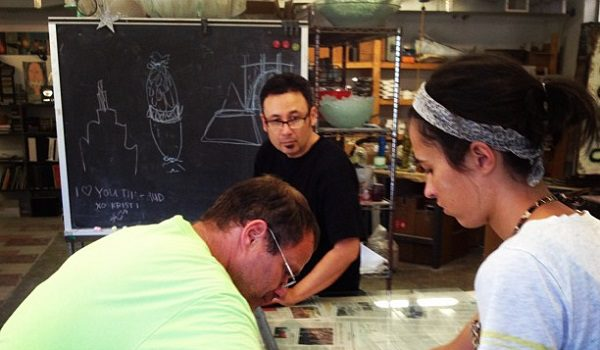 Artist Opportunity: Full-Time Washington Glass School Studio Coordinator