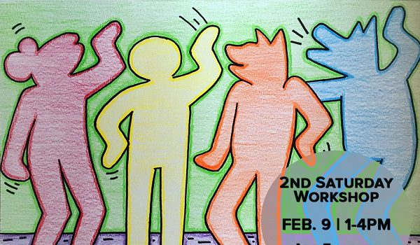 February 2019 Second Saturday Workshop at Art Enables