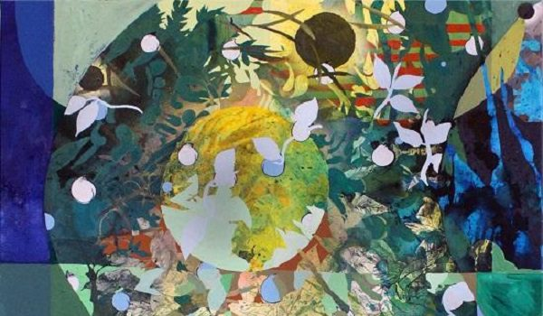 Morton Fine Art Presents Katherine Tzu-Lan Mann Echoing Green and Astrid Kohler Conflux at Gallery B