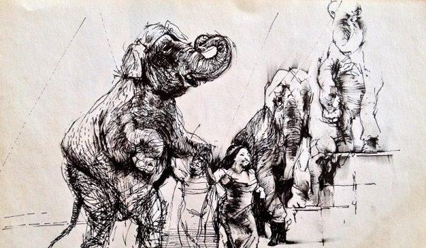 Addison/Ripley Fine Art Presents William Woodward Master Drawings: 1958-2018