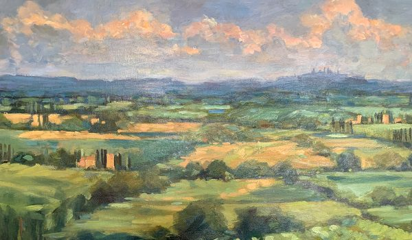 Susan Calloway Fine Arts Presents Dean Fisher & Antonia Walker Between Hill and Dale