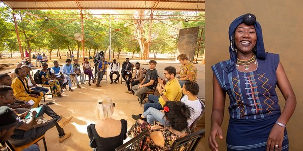 HEMPHILL Presents Artist as Catalyst: Cultural Diplomacy in Niamey, Niger with Tom Ashcraft, Max Hirshfeld, and Sarah Tanguy