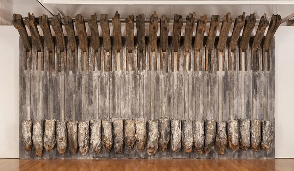 National Museum of Women in the Arts Presents Ursula von Rydingsvard The Contour of Feeling