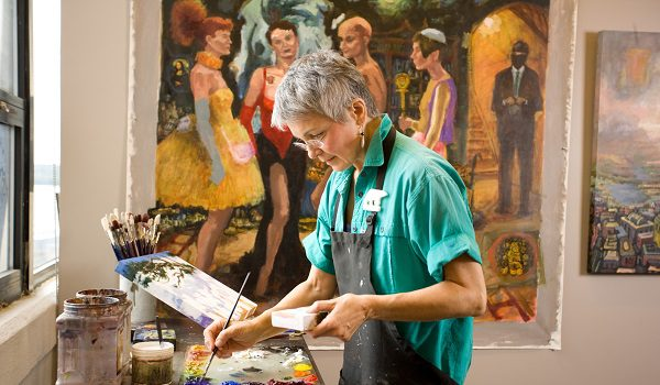 Torpedo Factory Art Center Eligible Artist Application