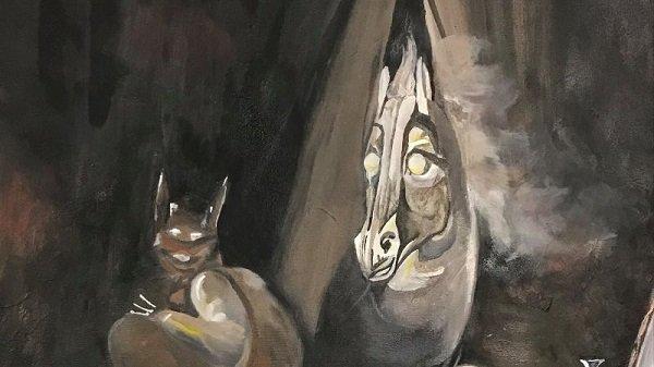 Hole in the Sky Presents Last Rites – Dark Art Showcase and Deathrock/Gothrock