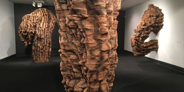 East City Art Reviews: Ursula von Rydingsvard's The Contour of Feeling at the National Museum of Women in the Arts