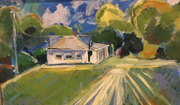 Yellow Barn Gallery Presents Susan Sinclair Galego Vignettes
