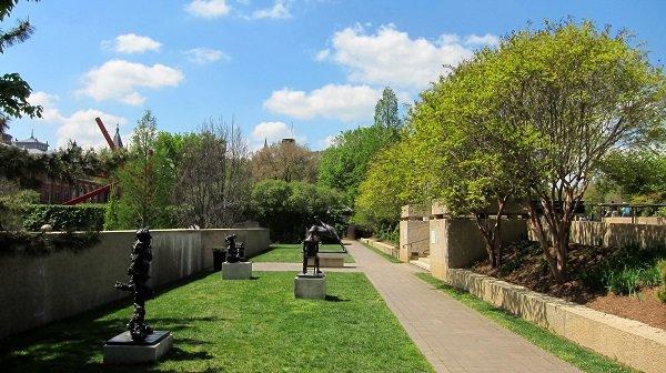 Hirshhorn Sculpture Garden Designated Threatened by The Cultural Landscape Foundation