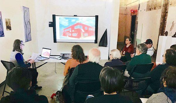 May 2019 at Pyramid Atlantic Art Center