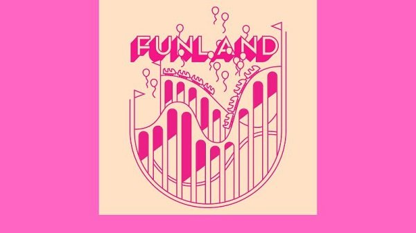 Hole in the Sky DC Presents Charlie Visconage FUNLAND