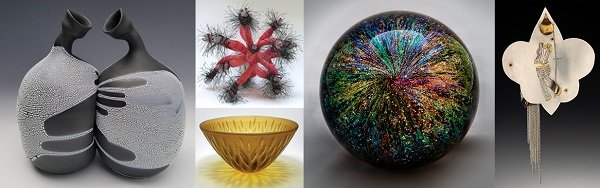 Strathmore Visual Arts Presents The Creative Crafts Council 32nd Biennial Exhibition