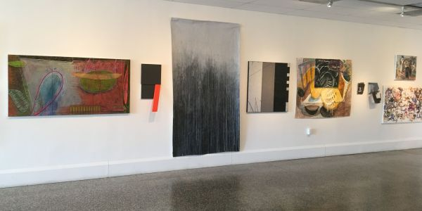 East City Art Reviews: Strictly Painting 12 at McLean Project for the Arts