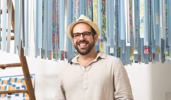 Public Art Reston Hosts an Artist Talk with Ben Volta