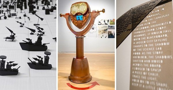 August 2019 Exhibitions at IA&A at Hillyer