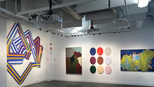 East City Art Reviews: Character Abstraction at Brentwood Arts Exchange