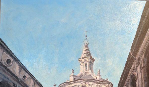 Gallery Clarendon's Overlook Gallery Presents Matthew Miller La Città Italiana