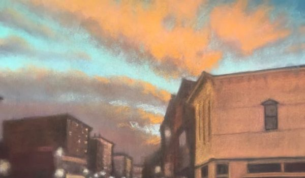 Artist's Proof Presents Bridges and Alleys: A Collection of Works by Washington DC artist Scott Ivey