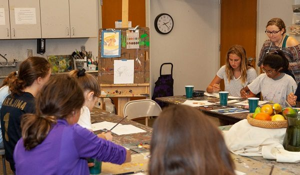 Arlington Arts Center Employment Opportunity: Fall 2019 Art Instructors