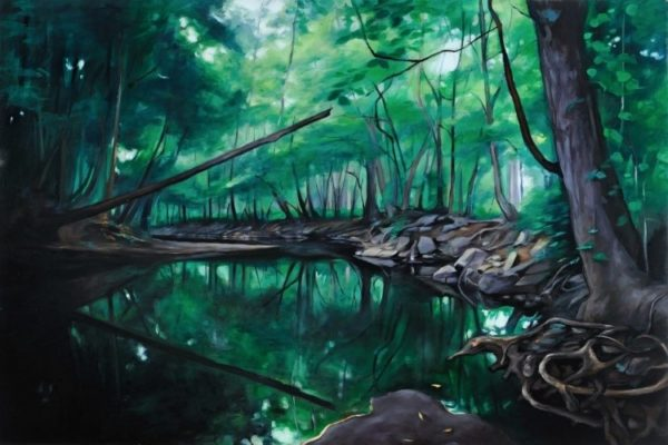 Regina Miele finds inspiration from biologist Rachel Carson's book Silent Spring, taking a journey of observation and exploration within the city to capture the beauty and stillness of nature and, in the process found a deep connection to the author.