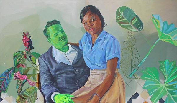 East City Art Reviews—Yoce Ramírez: Identity at IDB Staff Association Gallery